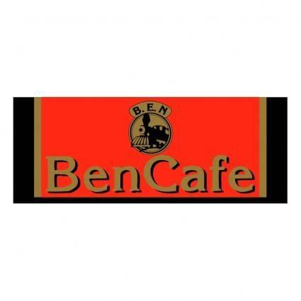 free vector Ben cafe