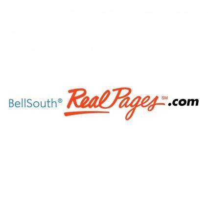 Bellsouth realpagescom