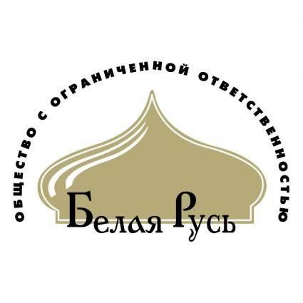 free vector Belaya rus