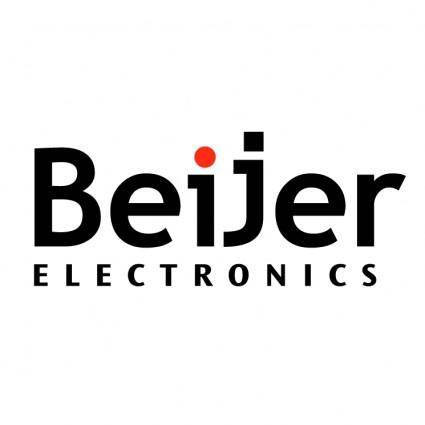 free vector Beijer electronics 0