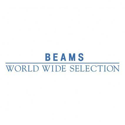 Beams world wide selection