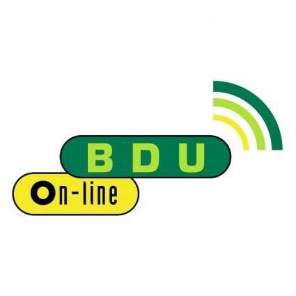 Bdu on line