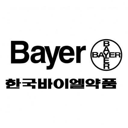 free vector Bayer korea 0