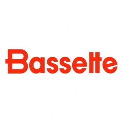 free vector Bassette