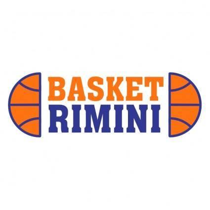 Basket rimini