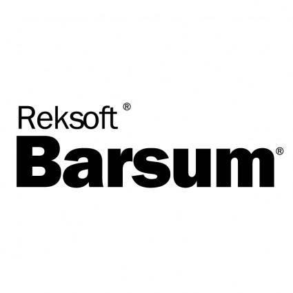free vector Barsum reksoft 0