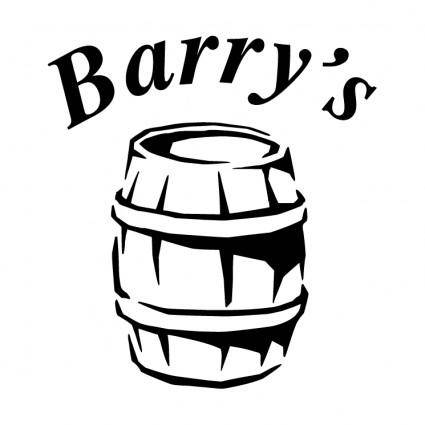 free vector Barrys pub