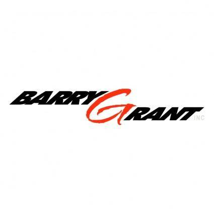 Barry grant