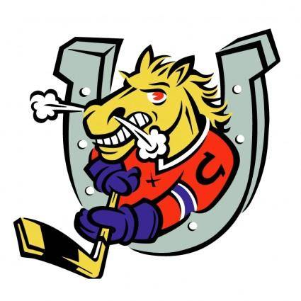 free vector Barrie colts