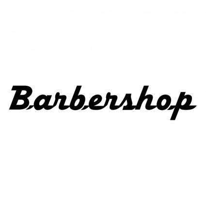 free vector Barbershop