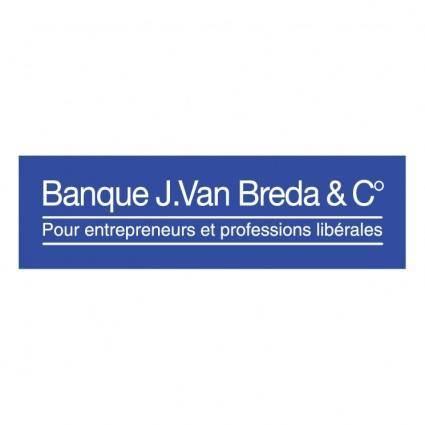 Banque j van breda c