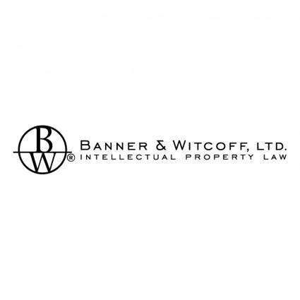 free vector Banner witcoff