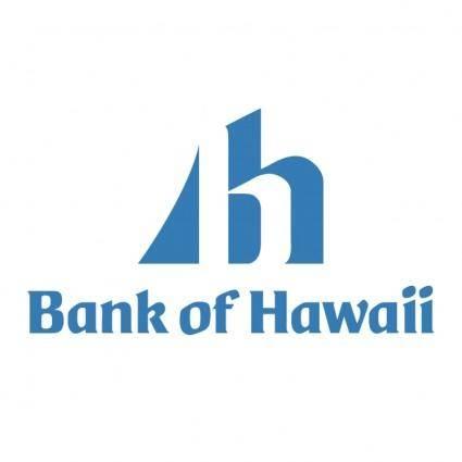 free vector Bank of hawaii 1