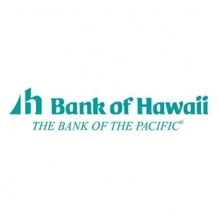 free vector Bank of hawaii 0