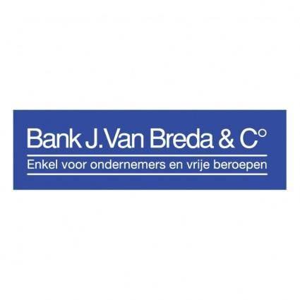 Bank j van breda c