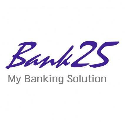 Bank 25