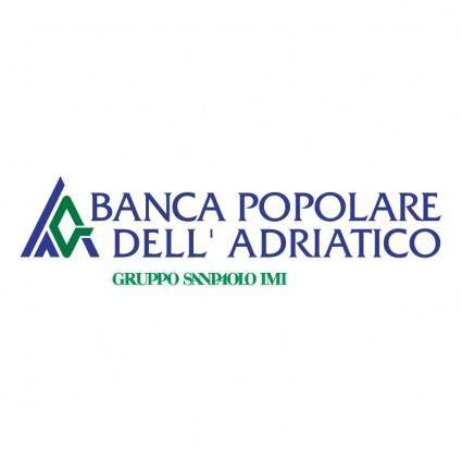 free vector Banca popolare dell adriatico pesaro