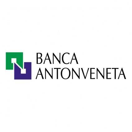 free vector Banca antonveneta