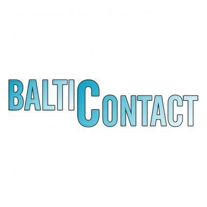free vector Balti kontakt 0