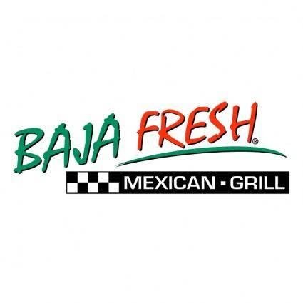free vector Baja fresh