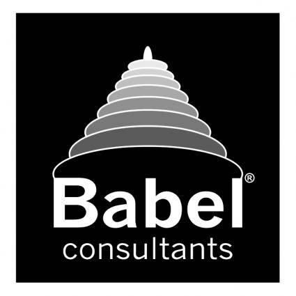 free vector Babel consultants