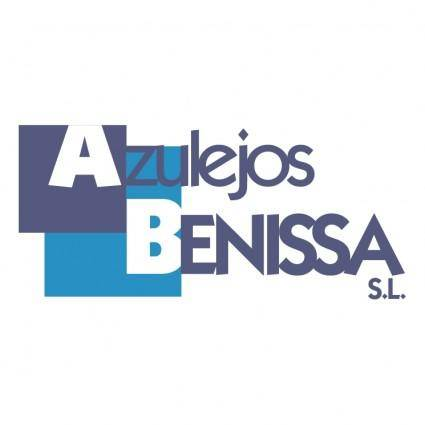 free vector Azulejos benissa