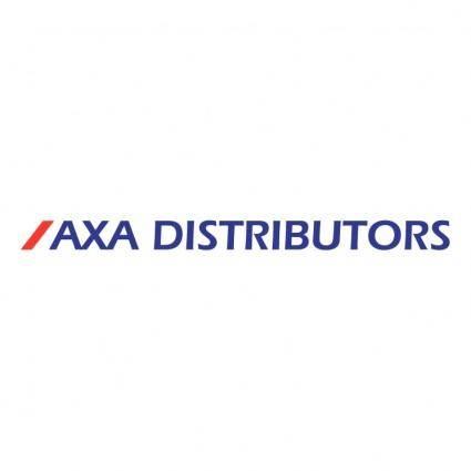free vector Axa distributors