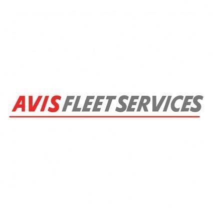 free vector Avis fleet services