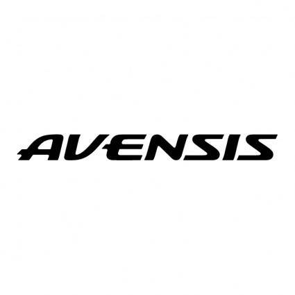 free vector Avensis