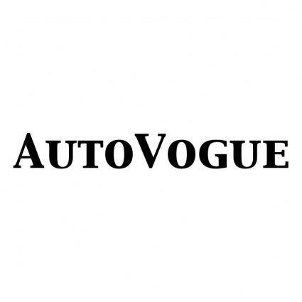 free vector Autovogue