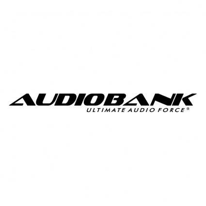free vector Audiobank