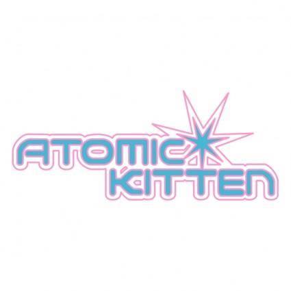 free vector Atomic kitten 1