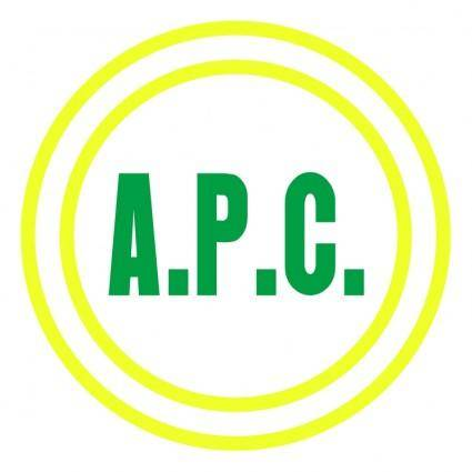 free vector Atletico progresso clube de macujai rr