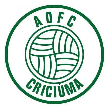 Atletico operario futebol clube de criciuma sc