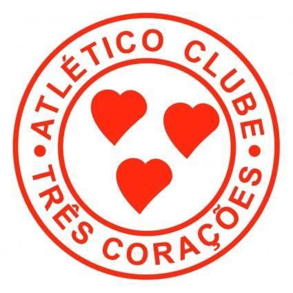 free vector Atletico clube de tres coracoes mg