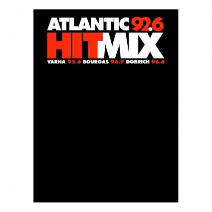 free vector Atlantik hitmix