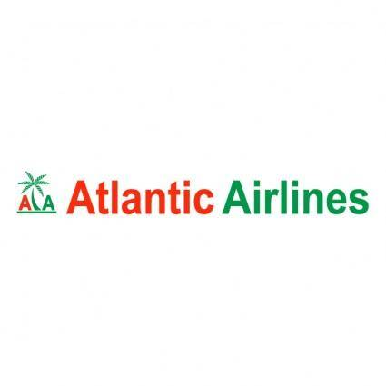free vector Atlantic airlines