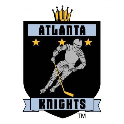 free vector Atlanta knights