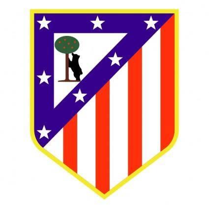 free vector Athletic club madrid