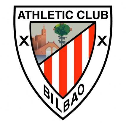 free vector Athletic club bilbao