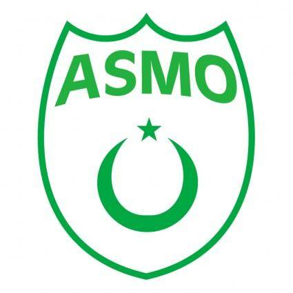 free vector Association sportive musulmane doran
