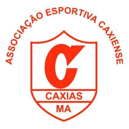free vector Associacao esportiva caxiense de caxias ma