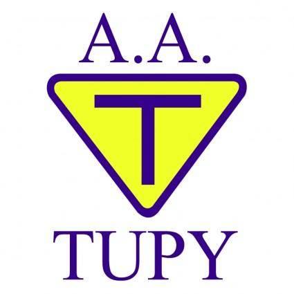 free vector Associacao atletica tupysc