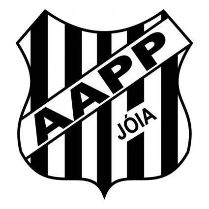 free vector Associacao atletica ponte preta de joia rs