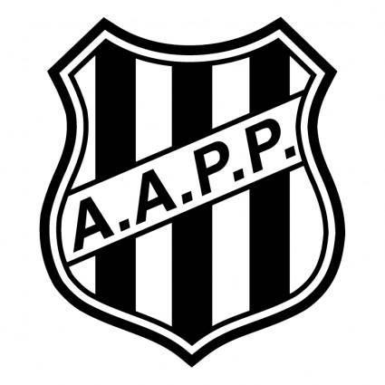 free vector Associacao atletica ponte preta de campinas sp