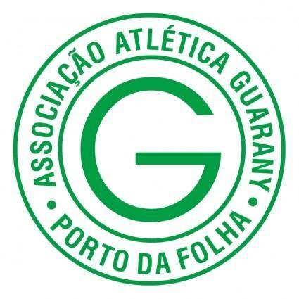 Associacao atletica guarany de porto da folha se