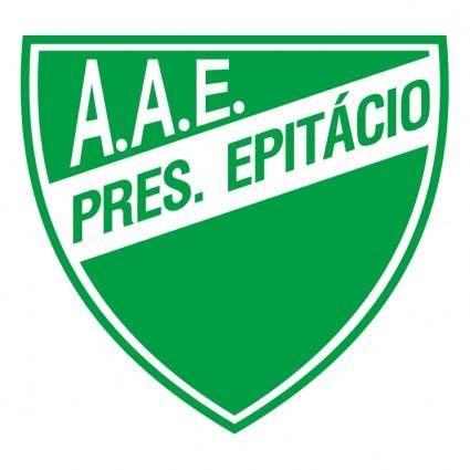 Associacao atletica epitaciana de epitaciana sp