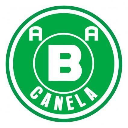 free vector Associacao atletica bonsucesso de canela rs