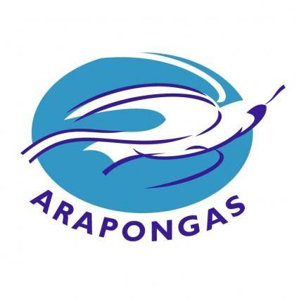 free vector Associacao atletica arapongas de arapongas pr