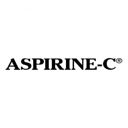 Aspirine c